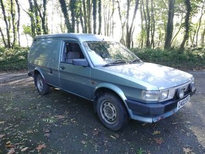 1986 Maestro Van For Sale