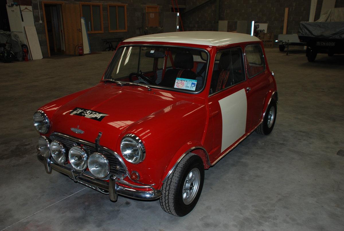 1964 Austin MIni Cooper 'S' Mark 1 970 cc For Sale (picture 1 of 6)