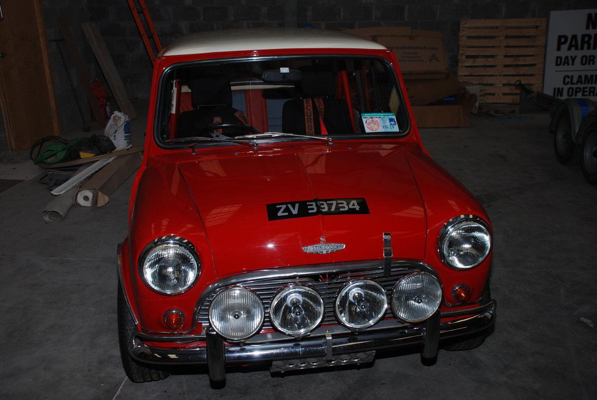 1964 Austin MIni Cooper 'S' Mark 1 970 cc For Sale (picture 4 of 6)