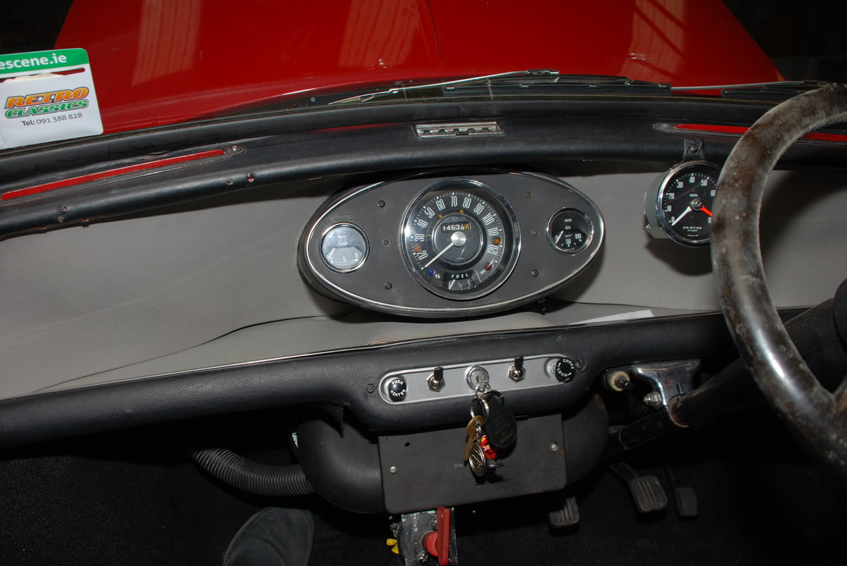 1964 Austin MIni Cooper 'S' Mark 1 970 cc For Sale (picture 5 of 6)