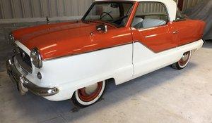 1959  Austin Nash Metropolitan