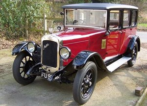 1929 1928 Austin 12/4 New Windsor For Sale by Auction