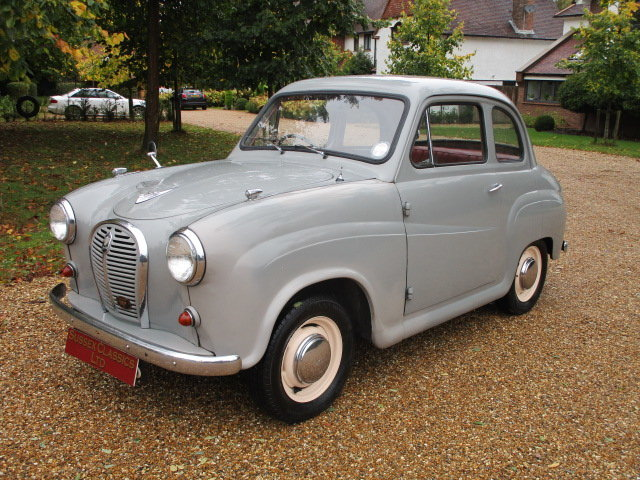 1957 Austin A35 Saloon (Debit Cards Accepted & Delivery) SOLD (picture 1 of 6)