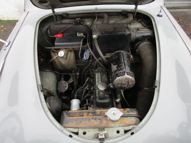 1957 Austin A35 Saloon (Debit Cards Accepted & Delivery) SOLD (picture 6 of 6)