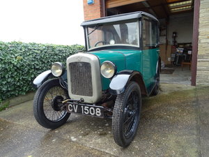 1929 Austin 7 RK  Wydor  For Sale