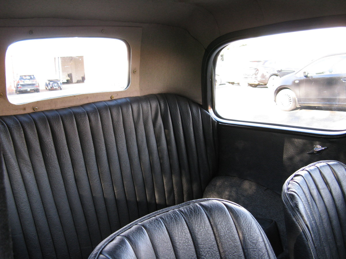 1938 Austin 7 Ruby Mk2 with sunroof SOLD (picture 5 of 6)