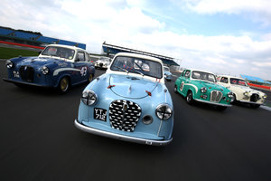 1956 AUSTIN A30 HRDC ACADEMY RACE CAR - THE GOODWOOD CAR