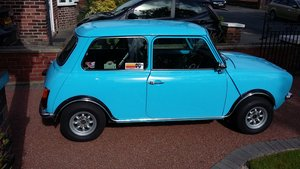 1980 Classic Mini Clubman 1275  For Sale