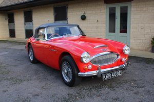 1966 AUSTIN HEALEY 3000 MK3 BJ8 PHASE 2 For Sale