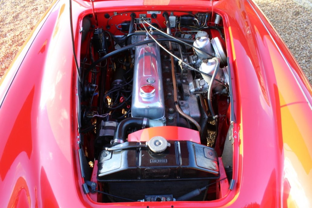 1966 AUSTIN HEALEY 3000 MK3 BJ8 PHASE 2 For Sale (picture 9 of 20)