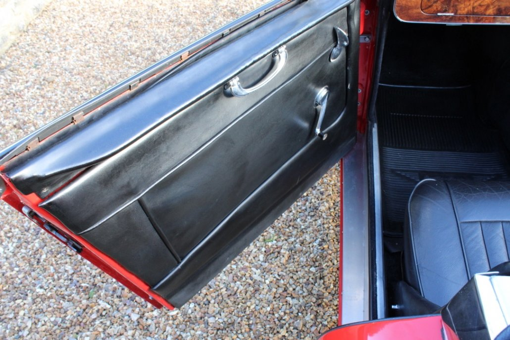 1966 AUSTIN HEALEY 3000 MK3 BJ8 PHASE 2 For Sale (picture 10 of 20)