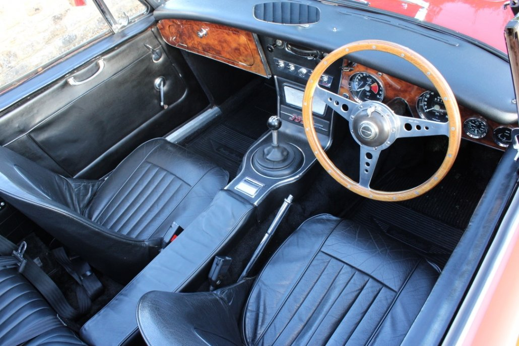 1966 AUSTIN HEALEY 3000 MK3 BJ8 PHASE 2 For Sale (picture 19 of 20)