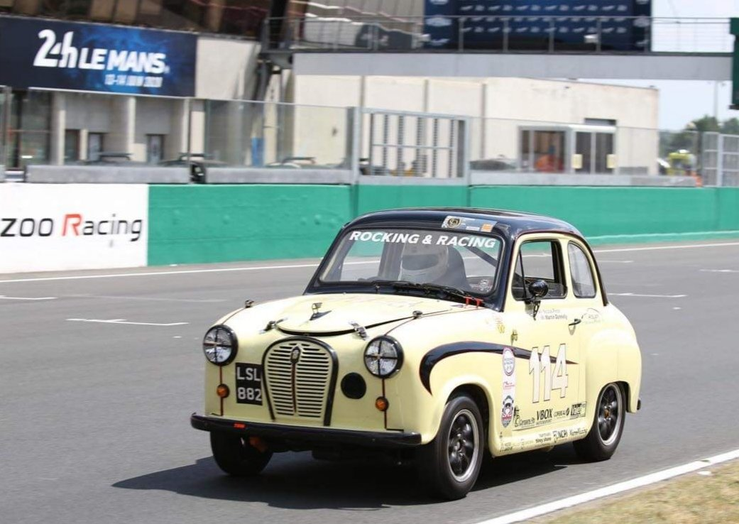 1958 AUSTIN A35 ACADEMY HRDC SERIES For Sale (picture 1 of 6)