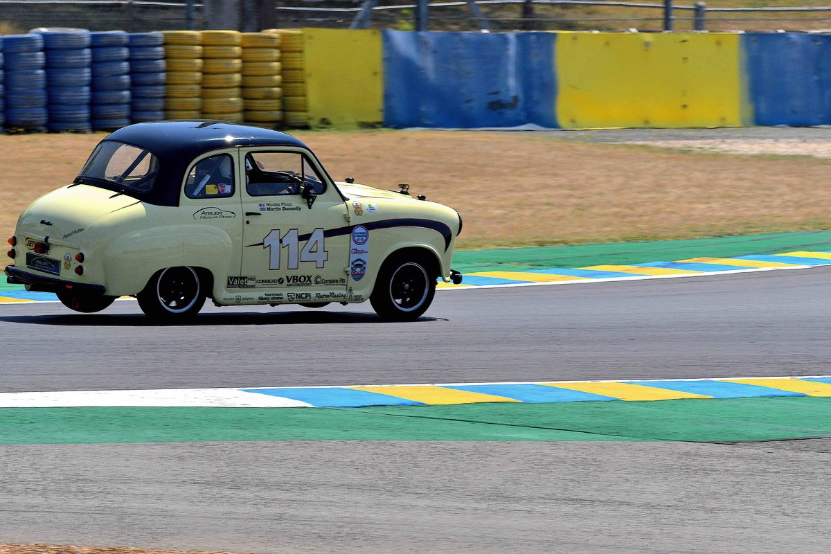 1958 AUSTIN A35 ACADEMY HRDC SERIES For Sale (picture 2 of 6)