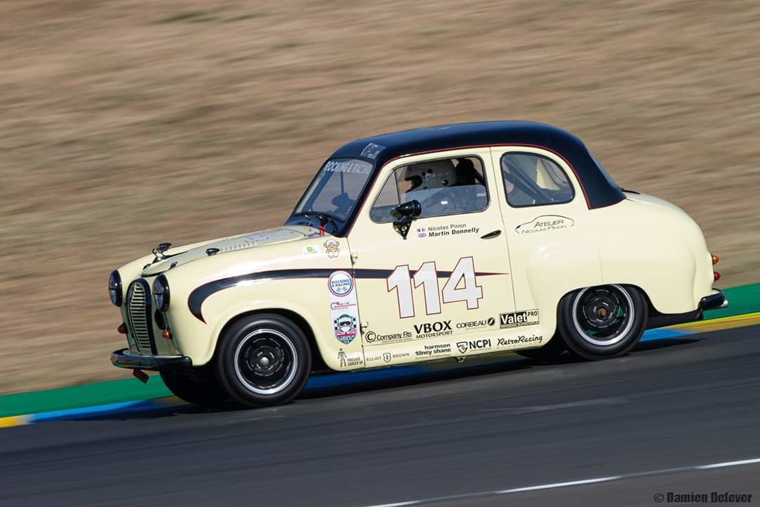 1958 AUSTIN A35 ACADEMY HRDC SERIES For Sale (picture 5 of 6)