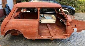 1965 Austin Mini Cooper S 1275 Classic
