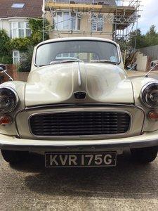 1969 Austin Minor Pickup Rare