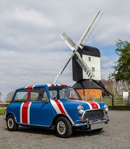 1978 Austin Mini 850 Jubilee - Super Rare Edition