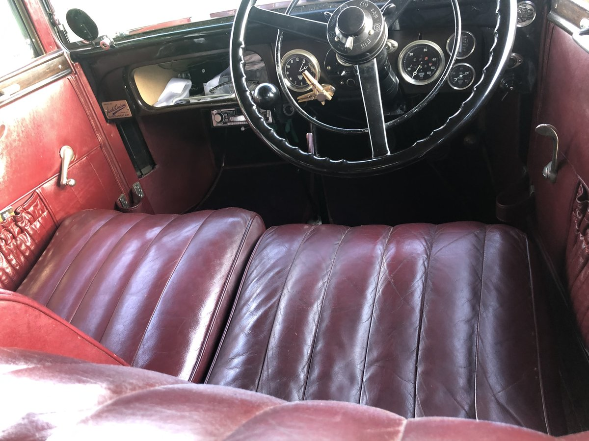 1929 Austin 16/6 Burnham For Sale (picture 4 of 6)