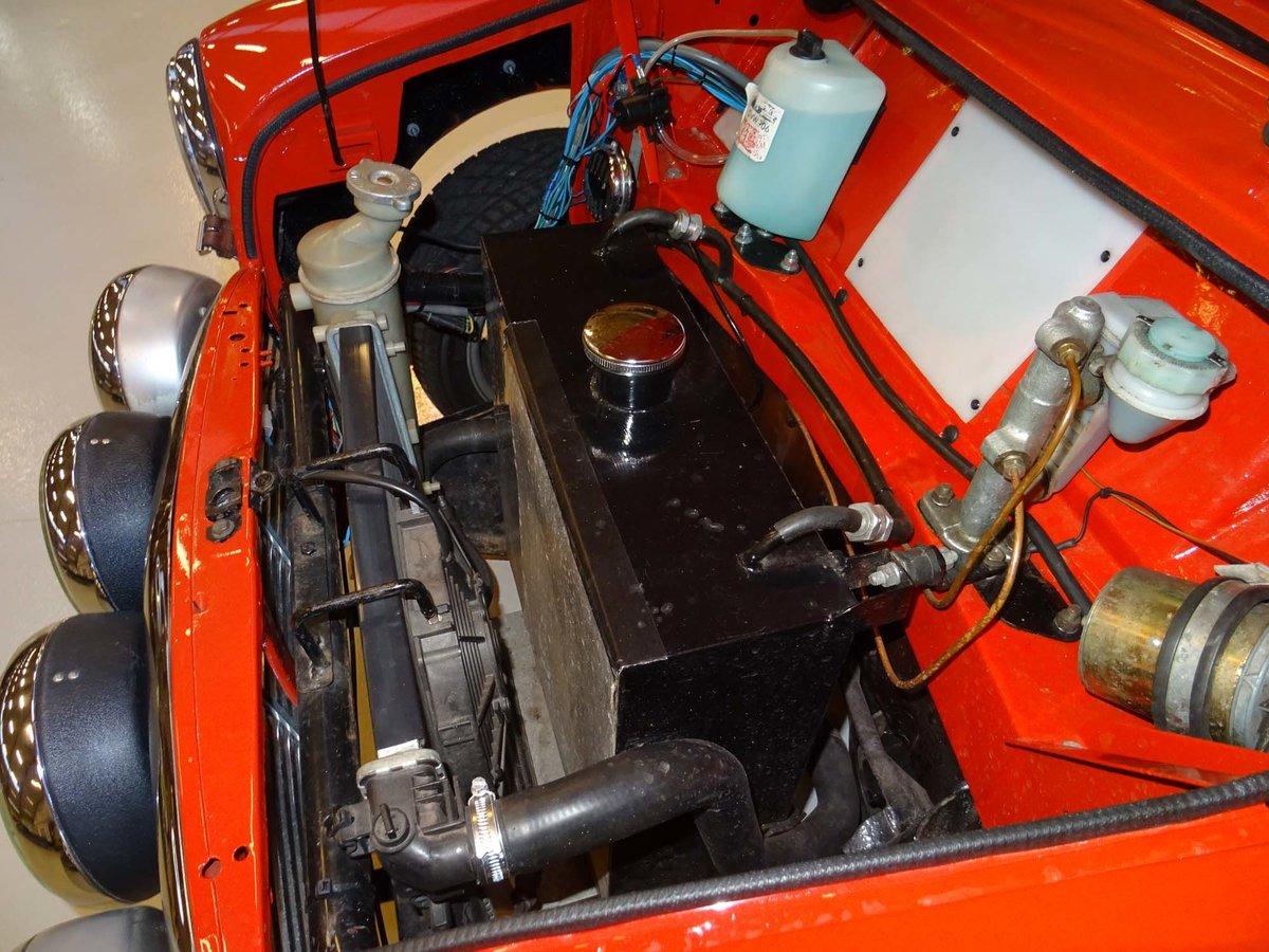 1984 Austin Mini Cooper with Honda CBR1000F engine For Sale (picture 6 of 6)