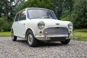 1962 Austin Mini Cooper (997)