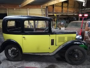 1932 Austin 7 restoration project