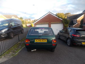 1993 austin metro 1.1 green.low miles For Sale