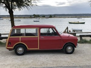 1964 Austin Mini Countryman MK1 LHD For Sale