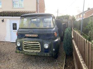 1965 Austin Morris tipper lorry