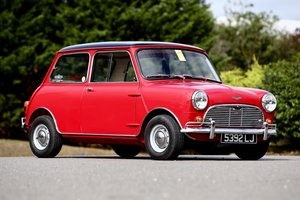 1961 Early Austin 'Mini' Cooper with 50 Years Ownership