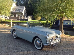Austin A40 Sports Convertible For Sale