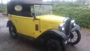 1933 austin seven convertible For Sale