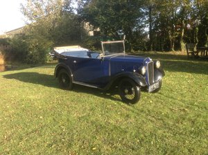 1935 Austin 7 tourer  For Sale