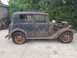 1935 Austin 10/4 LHD