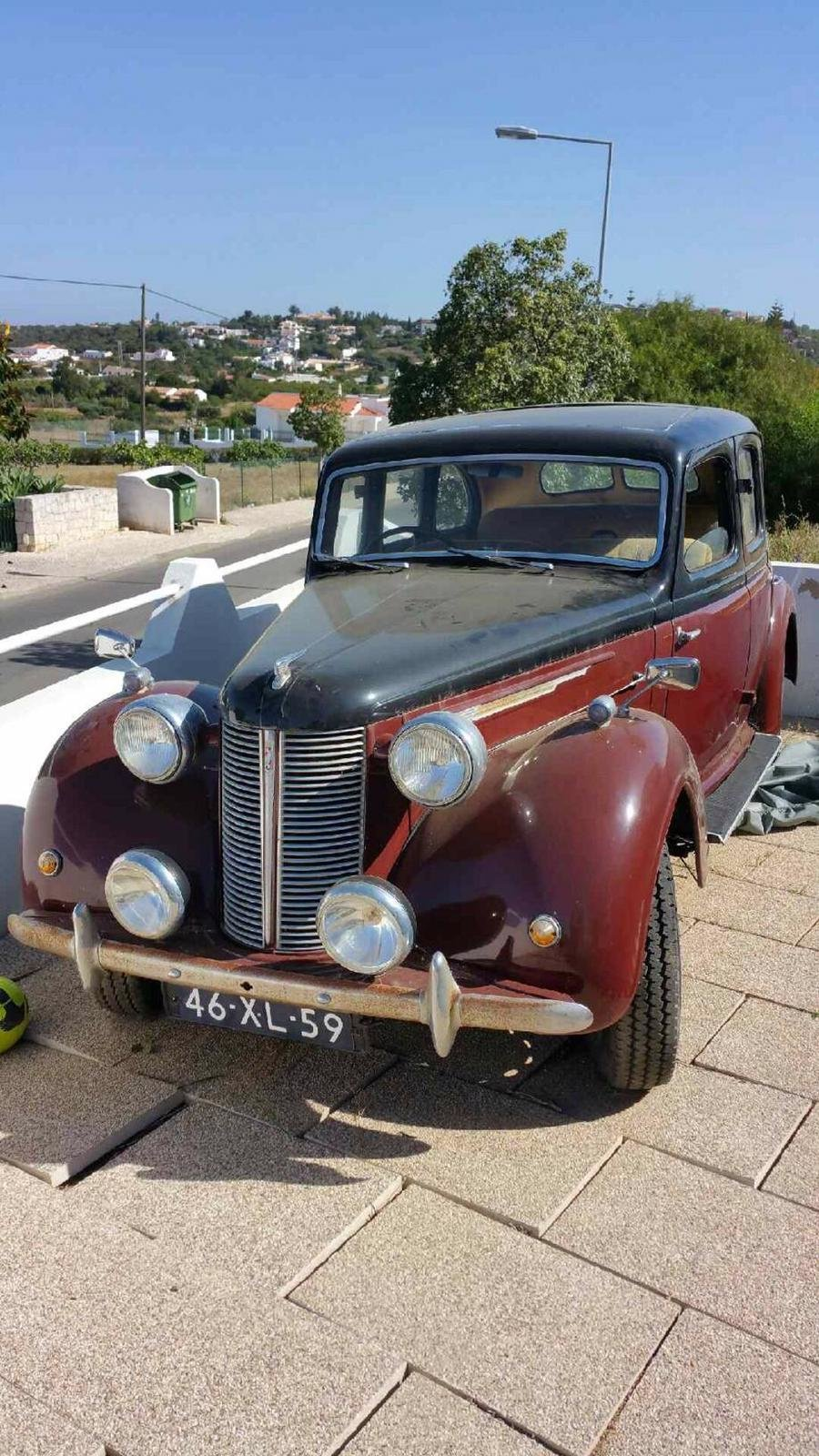 1946 Austin 16  Very original  For Sale (picture 1 of 1)