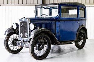 1931 Austin 7 RL SWB Saloon For Sale