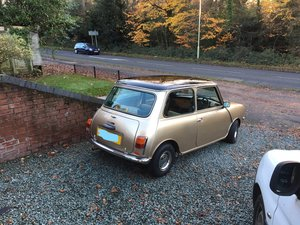 1983 Mini Clubman classic 1275cc from South Africa