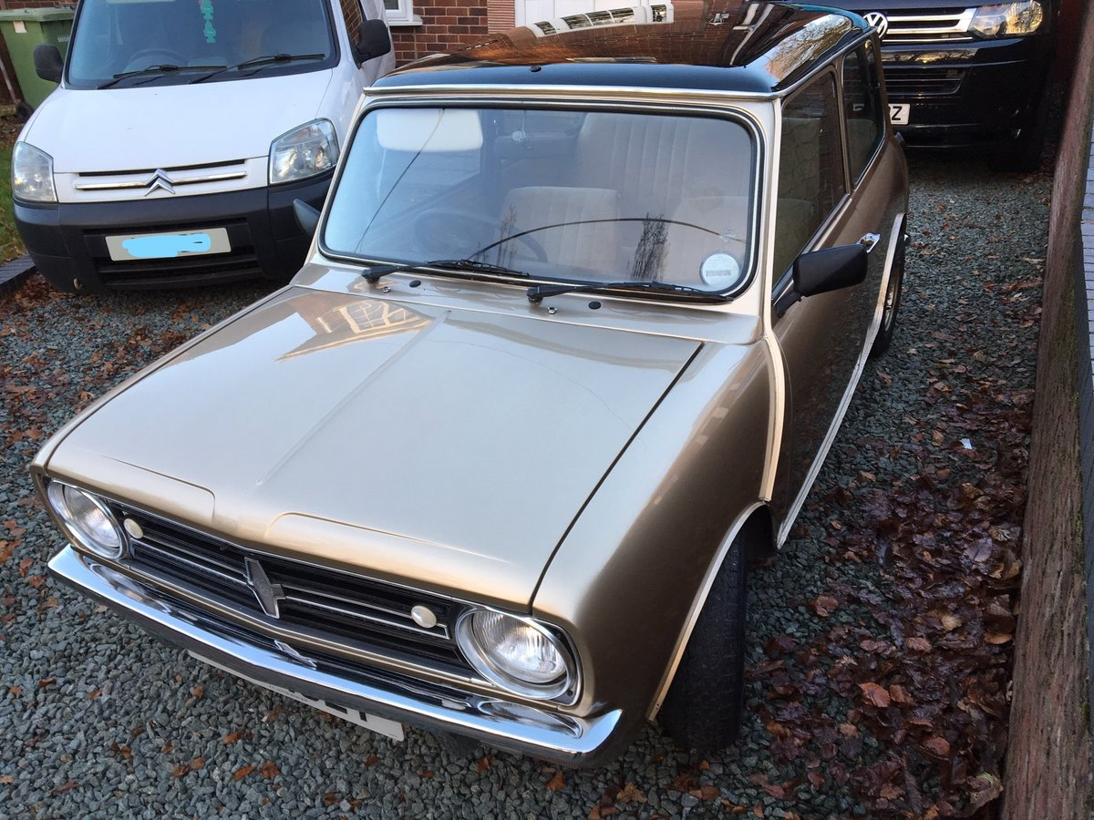 1983 Mini Clubman classic 1275cc from South Africa For Sale (picture 3 of 6)