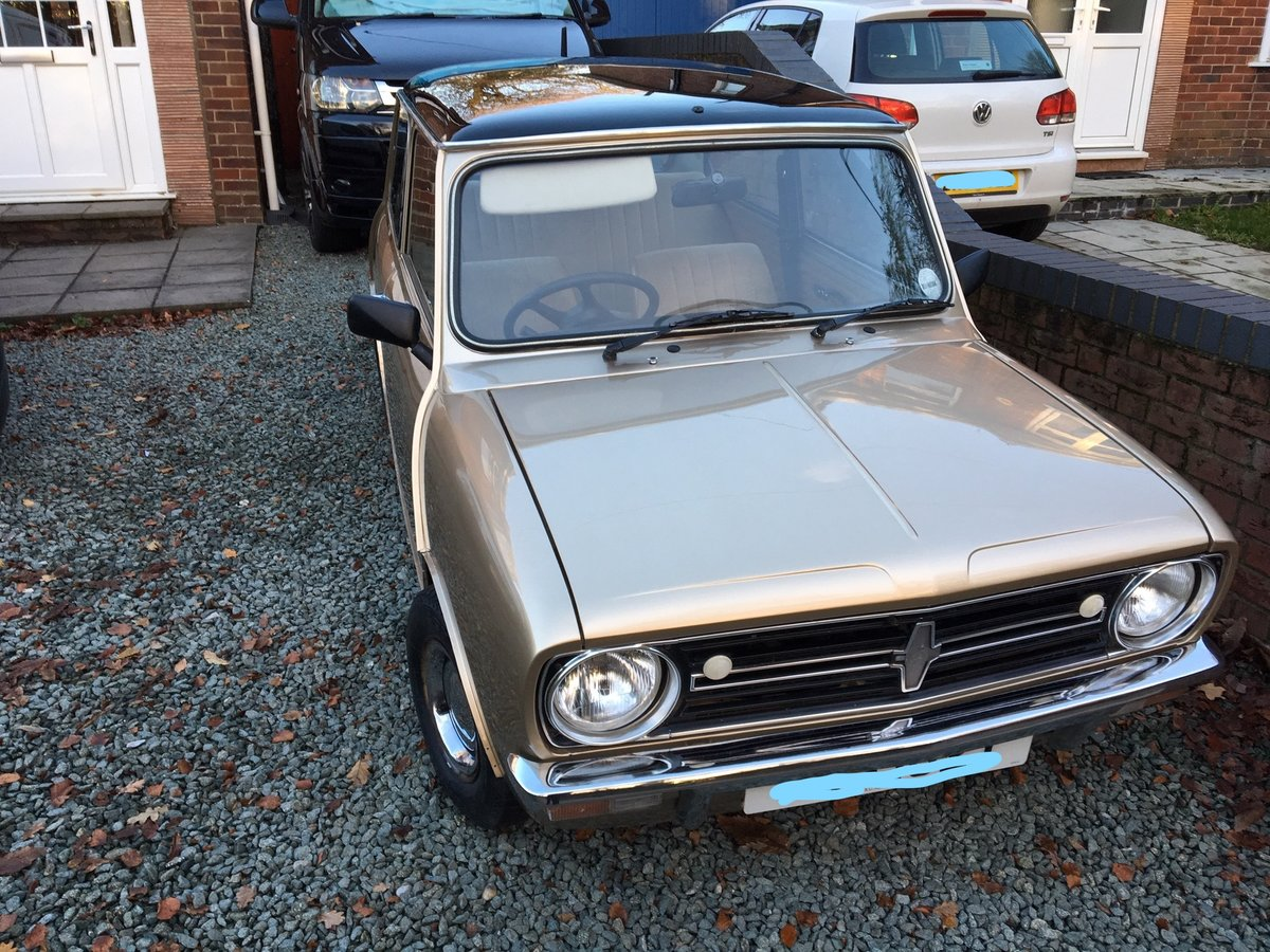 1983 Mini Clubman classic 1275cc from South Africa For Sale (picture 4 of 6)