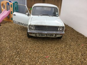 1975 Austin Mini Clubman  SOLD