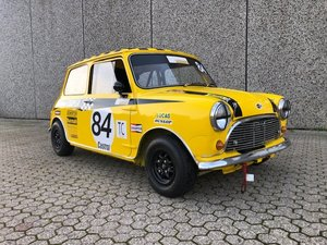 1964 Austin Cooper S FIA Racecar  For Sale