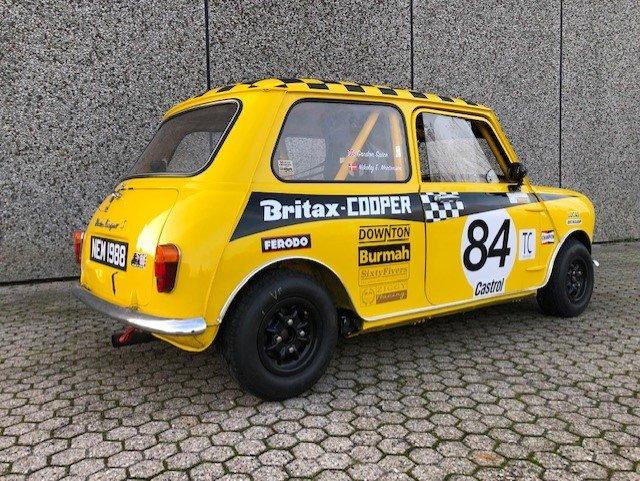 "1964 Austin Cooper S FIA Racecar  ""Bargain"" ! For Sale (picture 2 of 6)"
