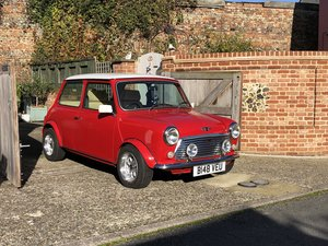 1984 Mini Mayfair 1100cc Complete Rebuild For Sale