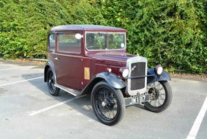 1932 Austin 7 Box Saloon