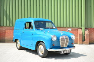1966 Austin A35 Van