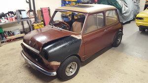 1968 austin mini mk2 For Sale