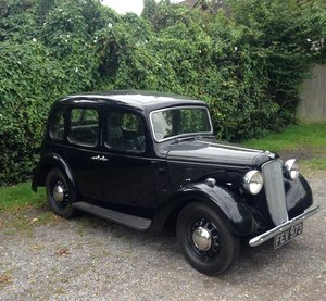 1937 Austin 10 Cambridge  For Sale
