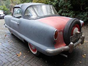 1957 Austin metropolitan convertible right hand drive For Sale