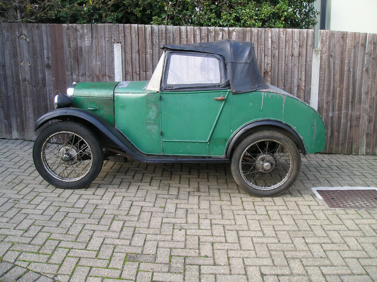 1930 Austin 7 Chummy Based Tourer SOLD (picture 1 of 6)