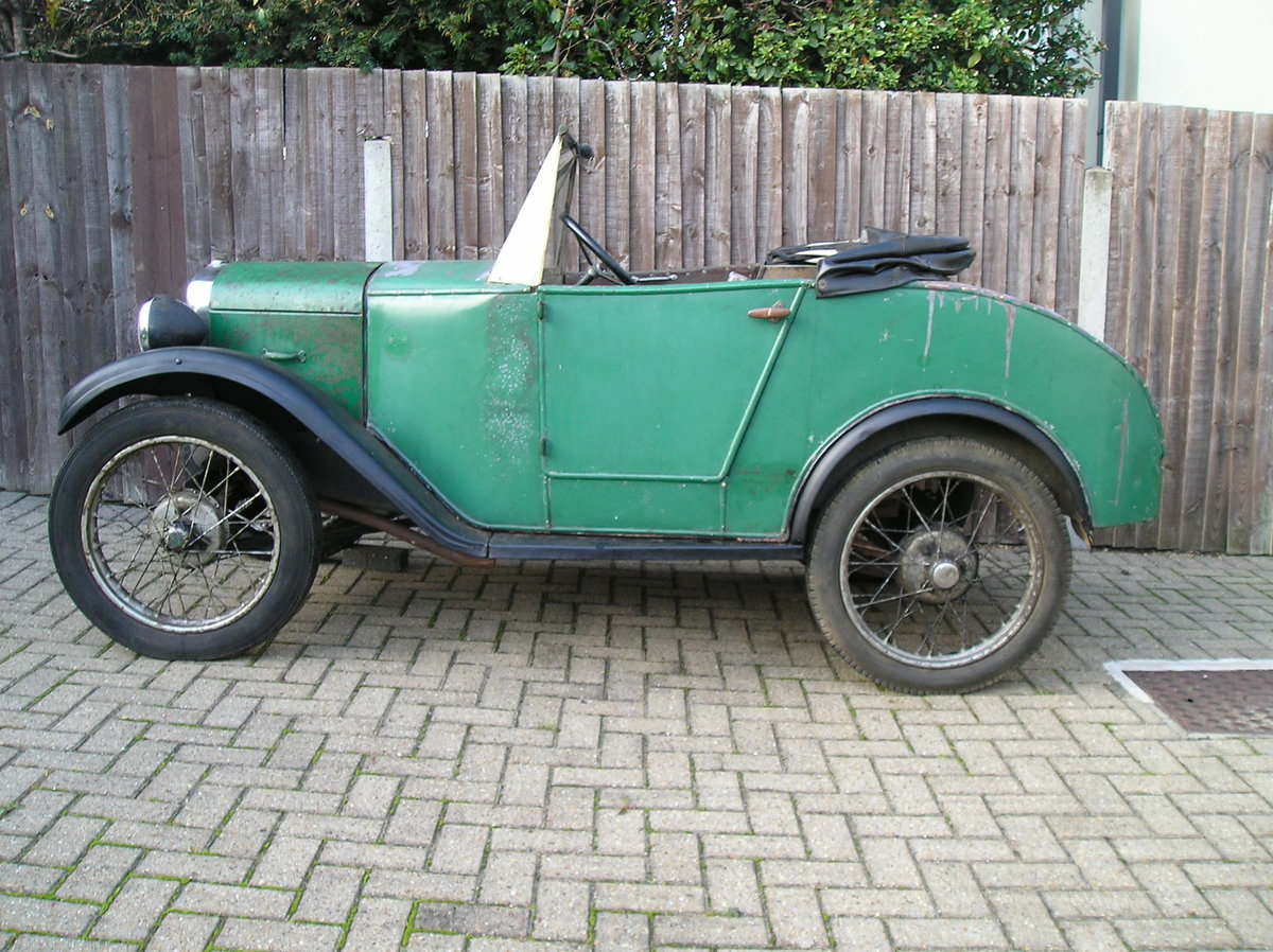 1930 Austin 7 Chummy Based Tourer SOLD (picture 2 of 6)